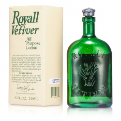 Royall Vetiver All Purpose Lotion Splash
