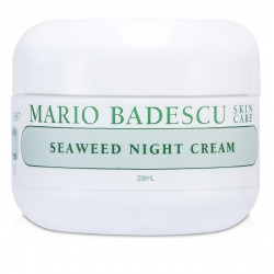 Seaweed Night Cream - For Combination/ Oily/ Sensitive Skin Types