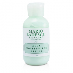 Aloe Moisturizer SPF 15 - For Combination/ Oily/ Sensitive Skin Types