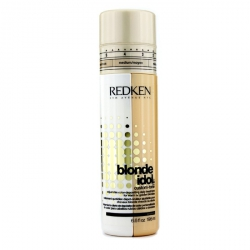 Blonde Idol Custom-Tone Adjustable Color-Depositing Daily Treatment (For Warm or Golden Blondes)