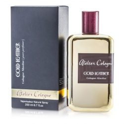 Gold Leather Cologne Absolue Spray
