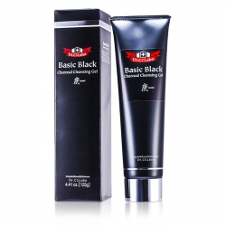 Basic Black Charcoal Cleansing Gel (Make Up Remover)