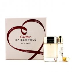 Baiser Vole Coffret: Eau De Parfum Spray 50ml/1.6oz + Eau De Parfum Spray 9ml/0.3oz