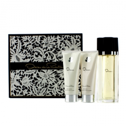 Oscar Coffret: Eau De Toilette Spray 100ml/3.4oz + Body Lotion 100ml/3.4oz + Body Bath Gel 100ml/3.4oz