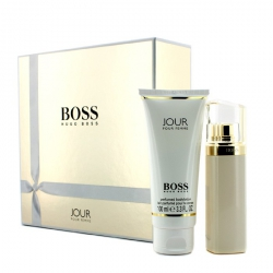 Boss Jour Coffret: Eau De Parfum Spray 50ml/1.6oz + Body Lotion 100ml/3.3oz