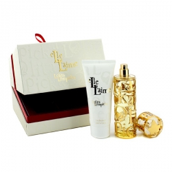 Elle L'Aime Coffret: Eau De Parfum Spray 80ml/2.7oz + Perfumed Body Lotion 100ml/3.4oz