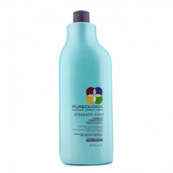 Strength Cure Shampoo (For Micro-Scarred/Damaged Colour-Treated Hair)