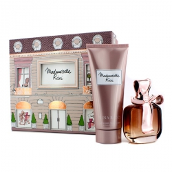 Mademoiselle Ricci Coffret: Eau De Parfum Spray 80ml/2.7oz + Body Lotion 200ml/6.8oz