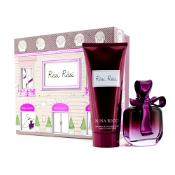 Ricci Ricci Coffret: Eau De Parfum Spray 80ml/2.7oz + Body Lotion 200ml/6.8oz