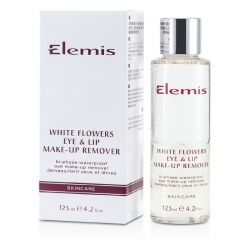 White Flowers Eye & Lip Make-Up Remover