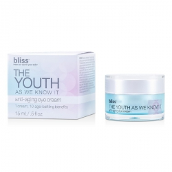 The Youth As We Know It Anti-Aging Eye Cream
