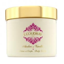 Amber & Vanilla Perfumed Body Cream (New Packaging)