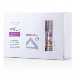 Semi Di Lino Scalp Care Stimulating Super Serum (For All Scalp Types)