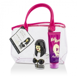 Onika Coffret: Eau De Parfum Spray 100ml/3.4oz + Pink Friday Body Lotion 200ml/6.8oz + Bag