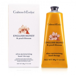 English Honey & Peach Blossom Ultra-Moisturising Hand Therapy