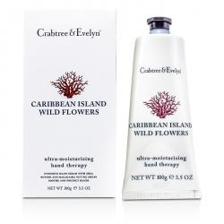 Caribbean Island Wild Flowers Ultra-Moisturising Hand Therapy