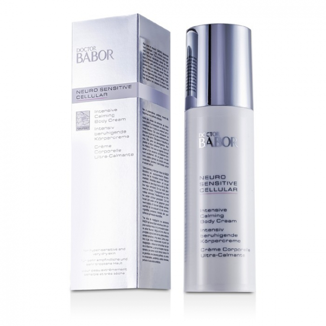Babor - Neuro Sensitive Cellular Intensive Calming Cleanser - 150ml/5oz 4 Pack - Natures Truth Professional Hyaluronic Acid Serum 1 oz