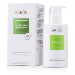 Energizing Lime Mandarin - Invigorating Shower Gel 423620