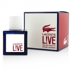 Live Eau De Toilette Spray