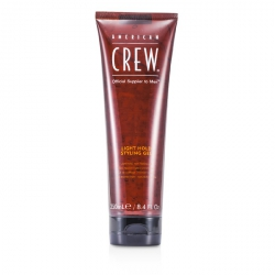 Men Light Hold Styling Gel (Non-Flaking Gel)