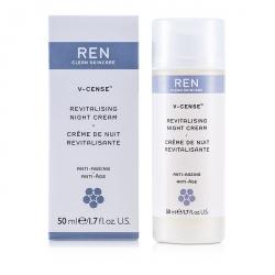 V-Cense Revitalising Night Cream (For Dry Skin)