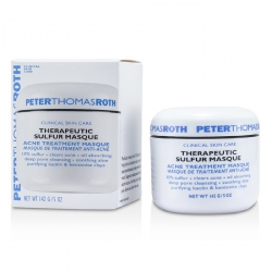 Therapeutic Sulfur Masque - Acne Treatment