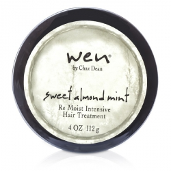 Sweet Almond Mint Re Moist Intensive Hair Treatment