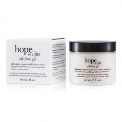 Hope In A Jar Oil-Free Gel Moisturizer (For Normal To Oily Skin)