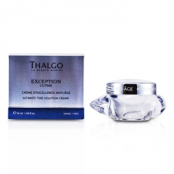 Exception Ultime Ultimate Time Solution Cream