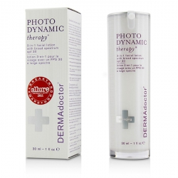 Photodynamic Therapy 3-In-1 Facial Lotion SPF 30
