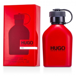 Hugo Red Eau De Toilette Spray