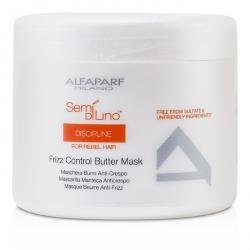 Semi Di Lino Discipline Frizz Control Butter Mask (For Rebel Hair)