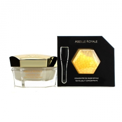 Abeille Royale Youth Treatment: Activating Cream 32ml & Royal Jelly Concentrate 8ml