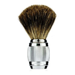 Fusion Chrome Collection Shaving Brush
