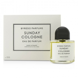 Sunday Cologne Eau De Parfum Spray