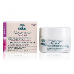 Nirvanesque 1st Wrinkles Rich Smoothing Cream (For Dry to Very Dry Skin)