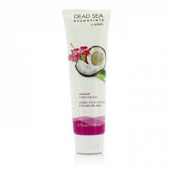 Dead Sea Essentials Coconut Hand Cream