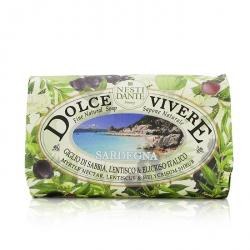 Dolce Vivere Fine Natural Soap - Sardegna - Myrtle Nectar, Lentiscus & Helycrisum Shrub