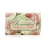 Romantica Exhilarating Натуральное Мыло - Флорентийская Роза и Пион