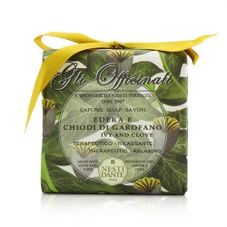 Gli Officinali Soap - Ivy & Clove - Therapeutic & Relaxing