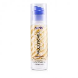 Curls Twirl Around Crunch-Free Curl Definer
