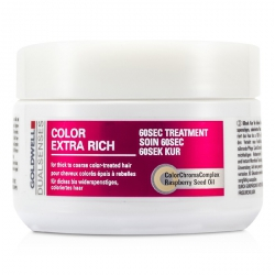 Dual Senses Color Extra Rich 60 Sec Treatment (For Thick to Coarse Color-Treated Hair)