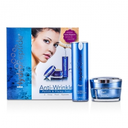 Anti-Wrinkle Polish & Plump Peel:Anti-Wrinkle Polishing Crystals 30ml/1oz + Anti-Wrinkle Plumping Ac