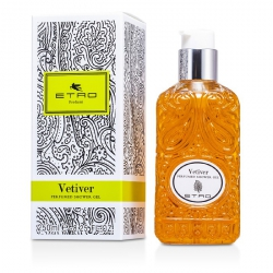 Vetiver Perfumed Shower Gel