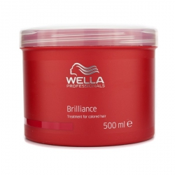 Brilliance Treatment (For Colored Hair)