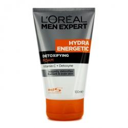 Men Expert Hydra Energetic Detoxifying Foam