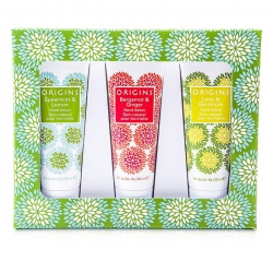Hand Therapy: 3x Hand Lotion 30ml/1oz
