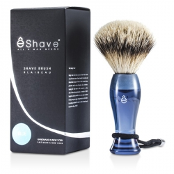 Shave Brush Silvertip - Blue