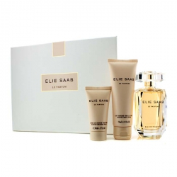 Le Parfum Coffret: Eau De Toilette Spray 90ml/3oz + Scented Body Lotion 75ml/2.5oz + Shower Cream 30ml/1oz