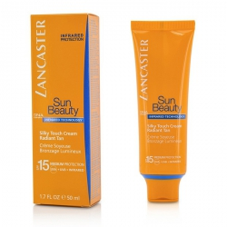 Silky Touch Cream Radiant Tan SPF 15 (Medium Protection)
